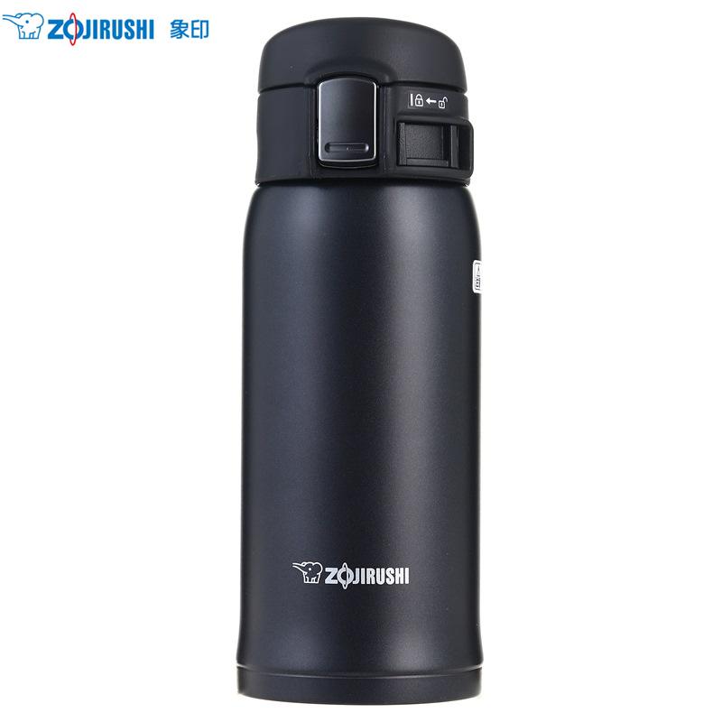 象印 不锈钢保温杯SM-SC36 碳黑色 360ML