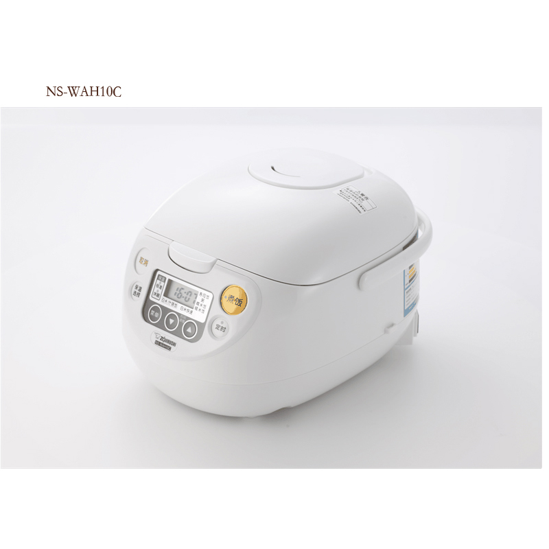 象印 电饭煲NS-WAH10HC-WD 白色 3L