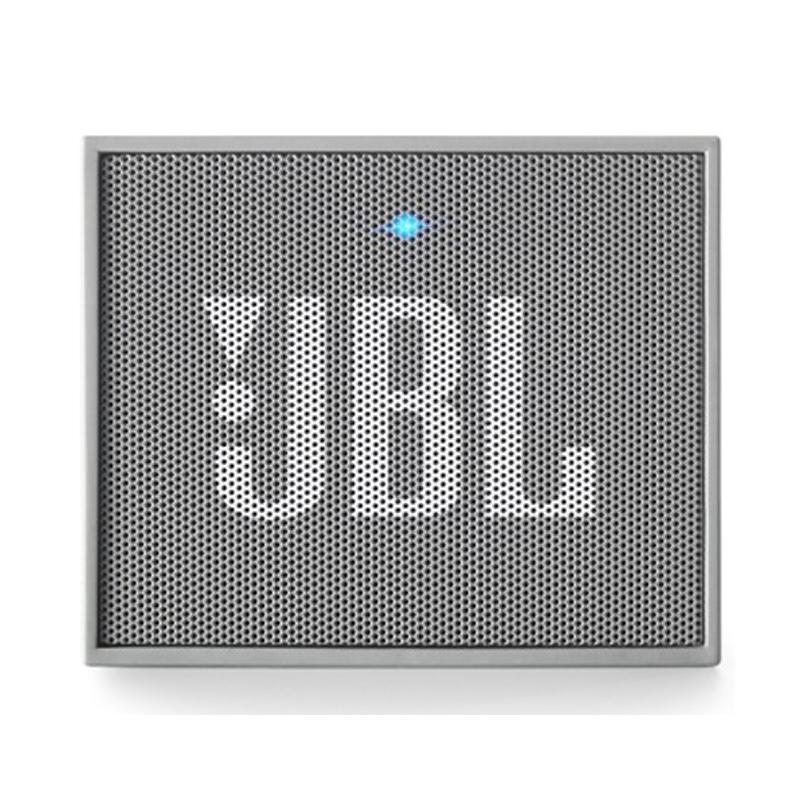 JBL Go音乐金砖格调灰