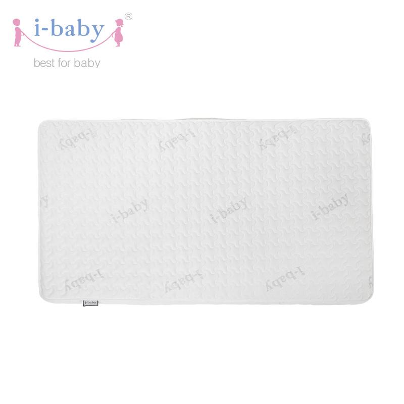 英伦宝贝(i-baby)斯维特婴儿护脊床垫 白色
