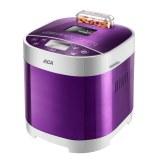 ACA 自动投果料用面包机 AB-K20T 紫色 1000g