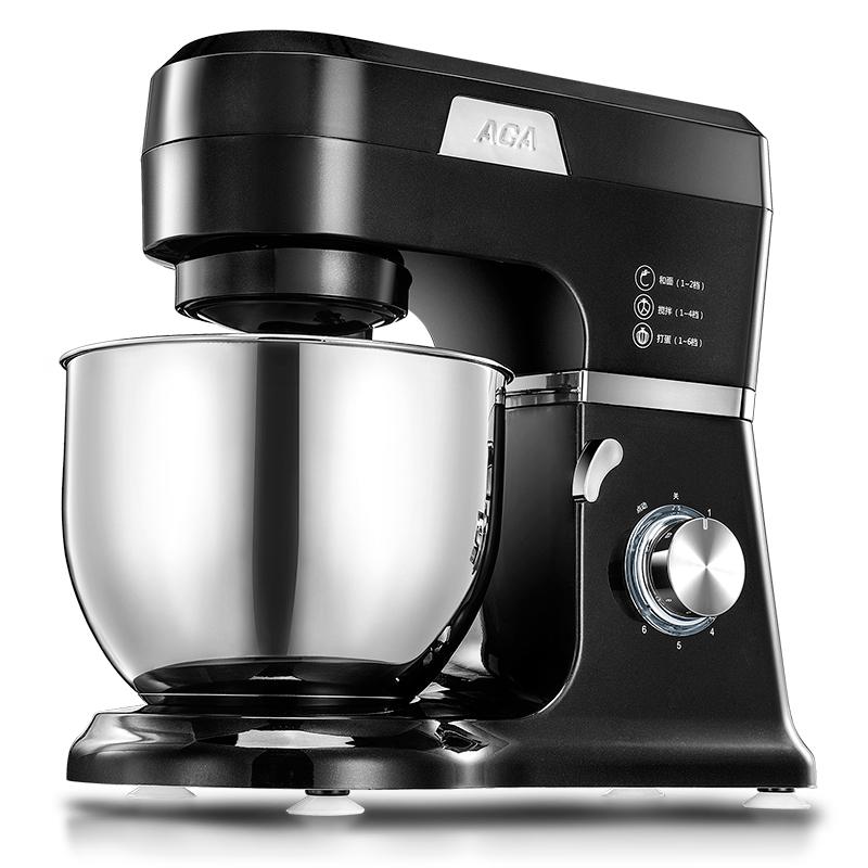 ACA 多功能厨师机料理机 ASM-DA600 黑色 4.2L