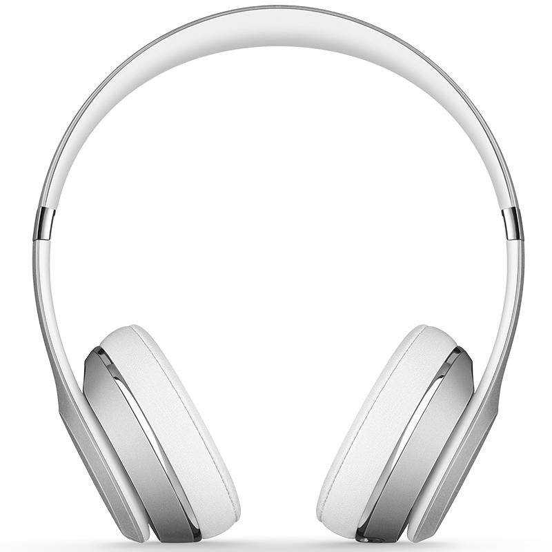 Beats Solo3 Wireless 蓝牙无线 头戴式耳机 MNEQ2PA/A 银色