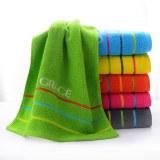 洁丽雅 柔软毛巾70*34(6条装)E0120