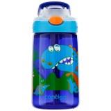 contigo 儿童水杯小发明家HBC-GIZ002 恐龙 400ml 蓝色