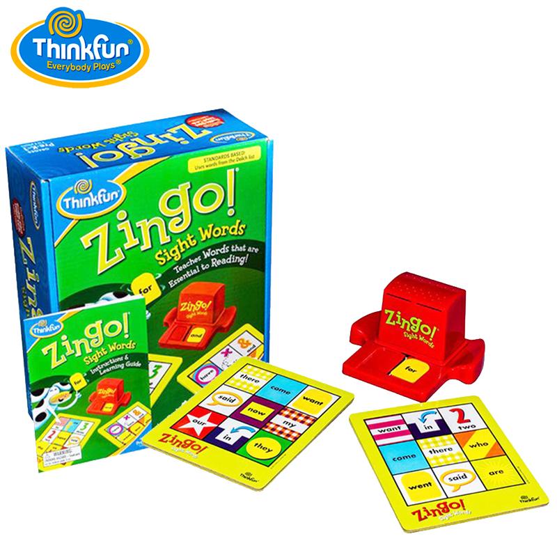 thinkfun 眼明手快时间乐儿童益智智力玩具 7705
