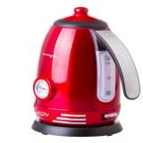 诺思得其 美式复古电热水壶 RWK150 红色