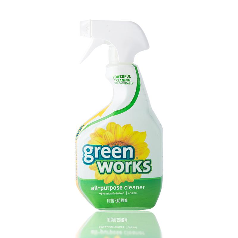 高乐氏 Green Works真天然通用清洁剂(清香味)946ML