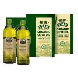 星牌 液体黄金双支礼盒橄榄油 1000ml*2