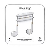 Happy Plugs Wireless II 无线蓝牙耳机7622 白色