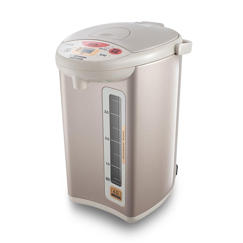 象印电热水瓶CD-WBH40C-粉棕款
