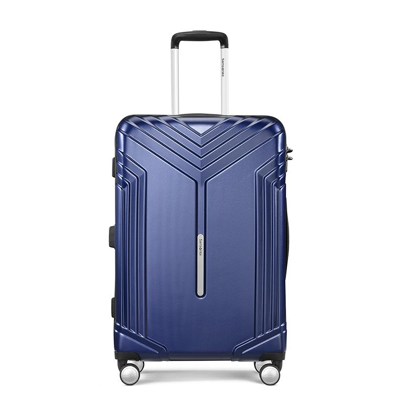 新秀丽拉杆箱20寸 TQ7*01001-蓝色