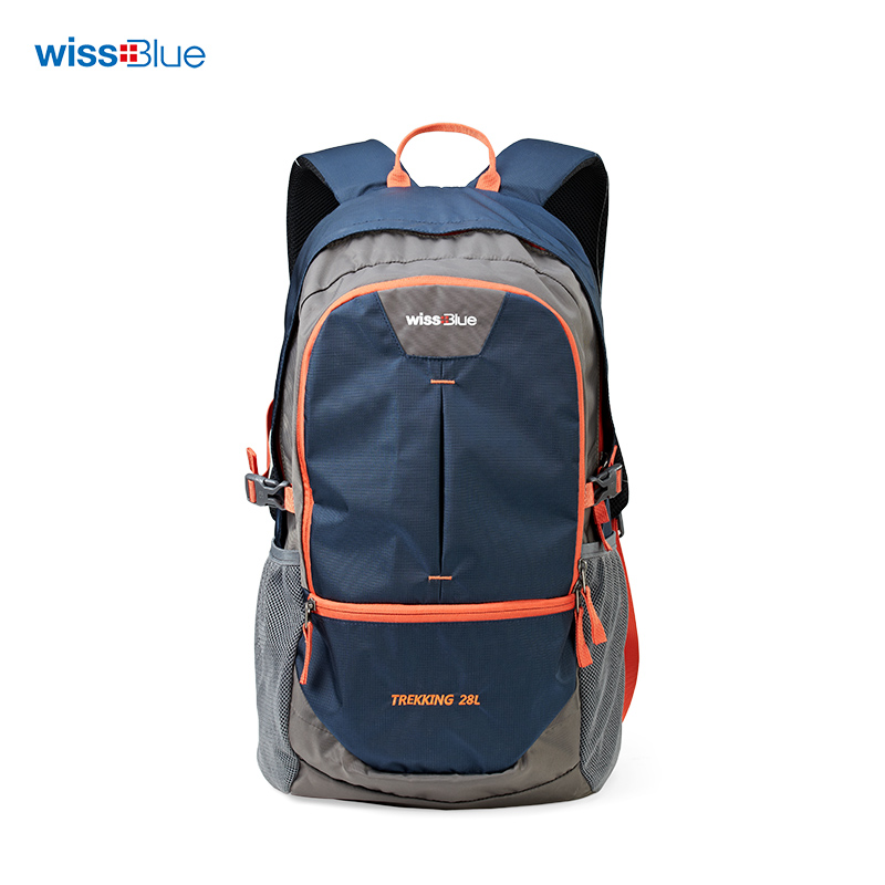 维仕蓝 户外背包 WB1178 灰蓝色