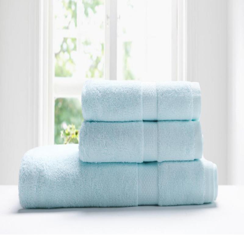 博洋家纺 亲柔毛浴巾三件套