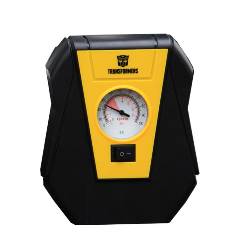 变形金刚 大黄蜂指针式充气泵 TFLP-T05黑色