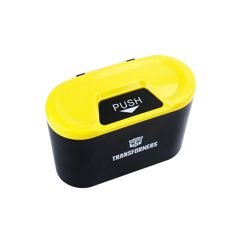 变形金刚 大黄蜂车载垃圾桶 TFLP-SN01黄+黑