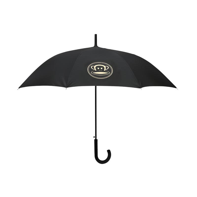 大嘴猴 直柄雨伞 黑色 PFU013