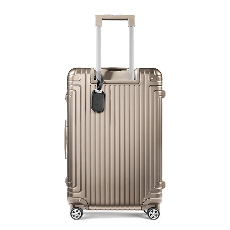 新秀丽经典铝箱登机行李箱20寸