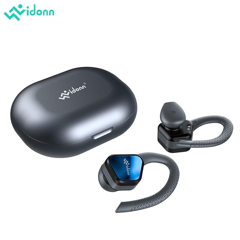 唯动(vidonn)TWS真无线运动耳机 黑色 Vidonn T1
