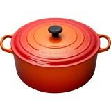 酷彩法式经典圆形烧锅
