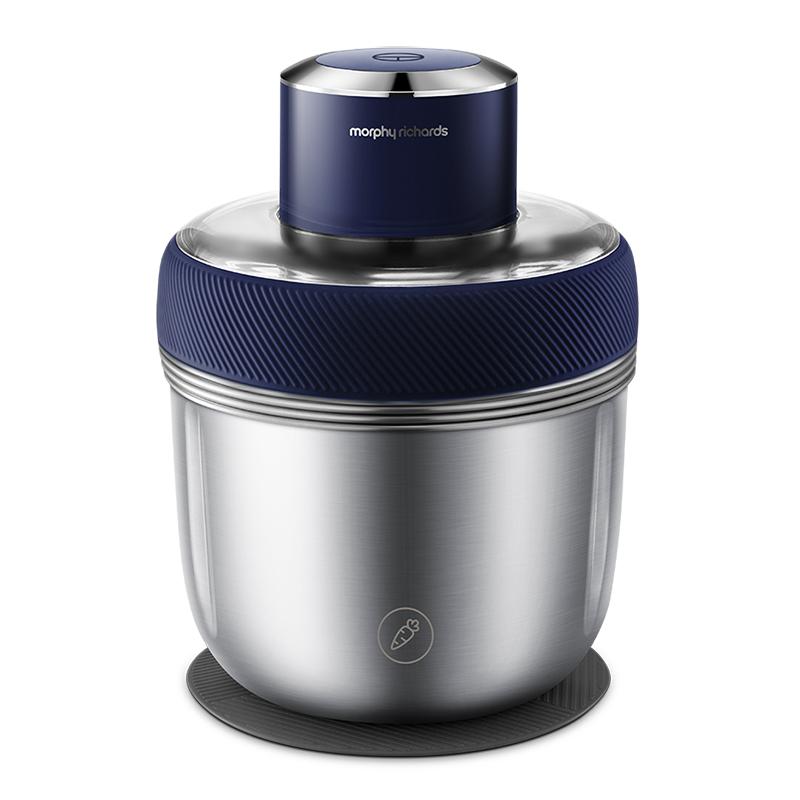 摩飞 食物处理器 轻奢蓝 MR9401