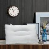 水星家纺 人体工学枕2只装 白 48*74cm