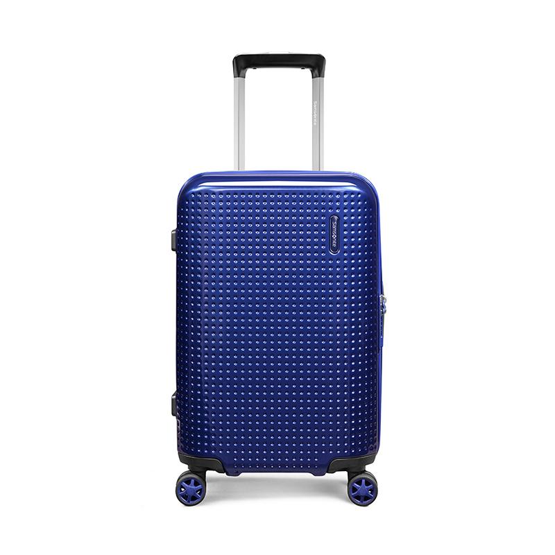 新秀丽(Samsonite)四轮拉杆箱 蓝色 25寸(69/25) AG2*41002