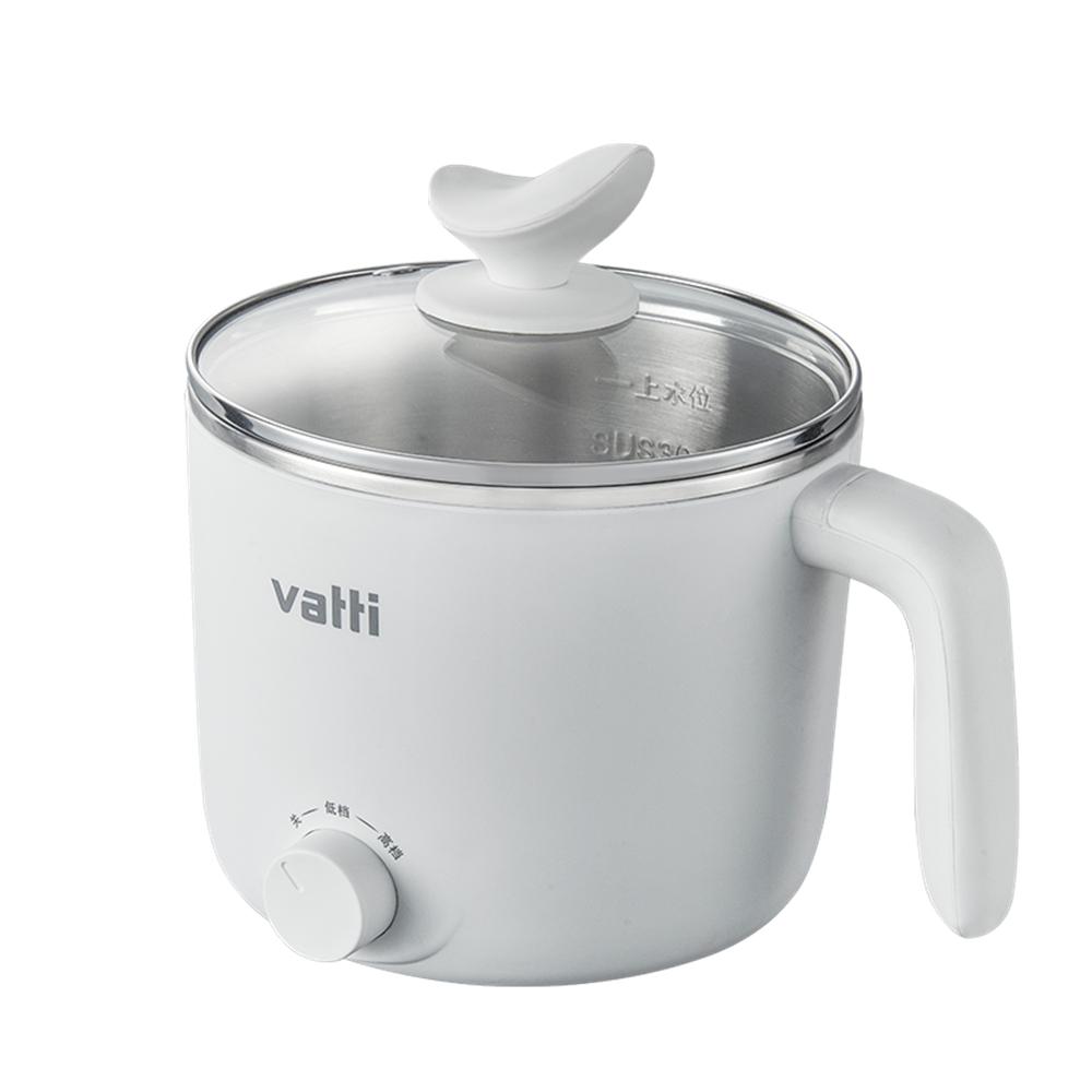 华帝(VATTI) 多功能电煮锅1.2L 白色 XZG-L02