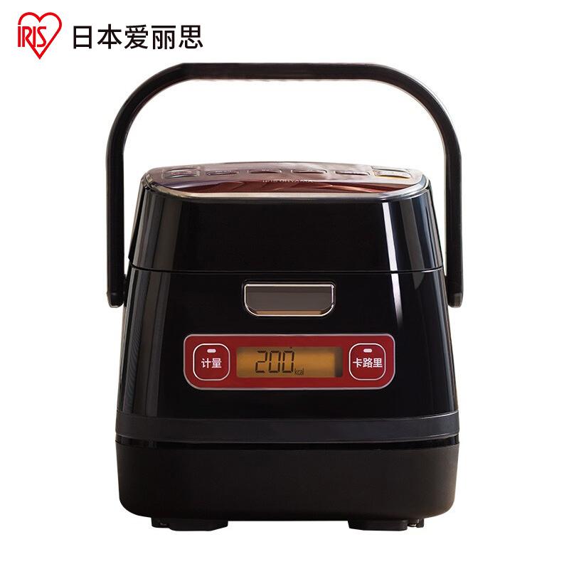 爱丽思(IRIS) IH分离式电饭煲1.6L 枣红色 RC-ID31