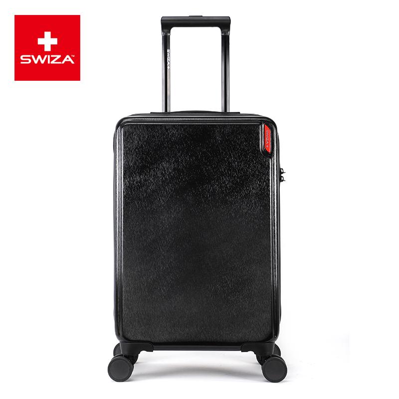SWIZA百年瑞士 8轮拉杆箱  26英寸