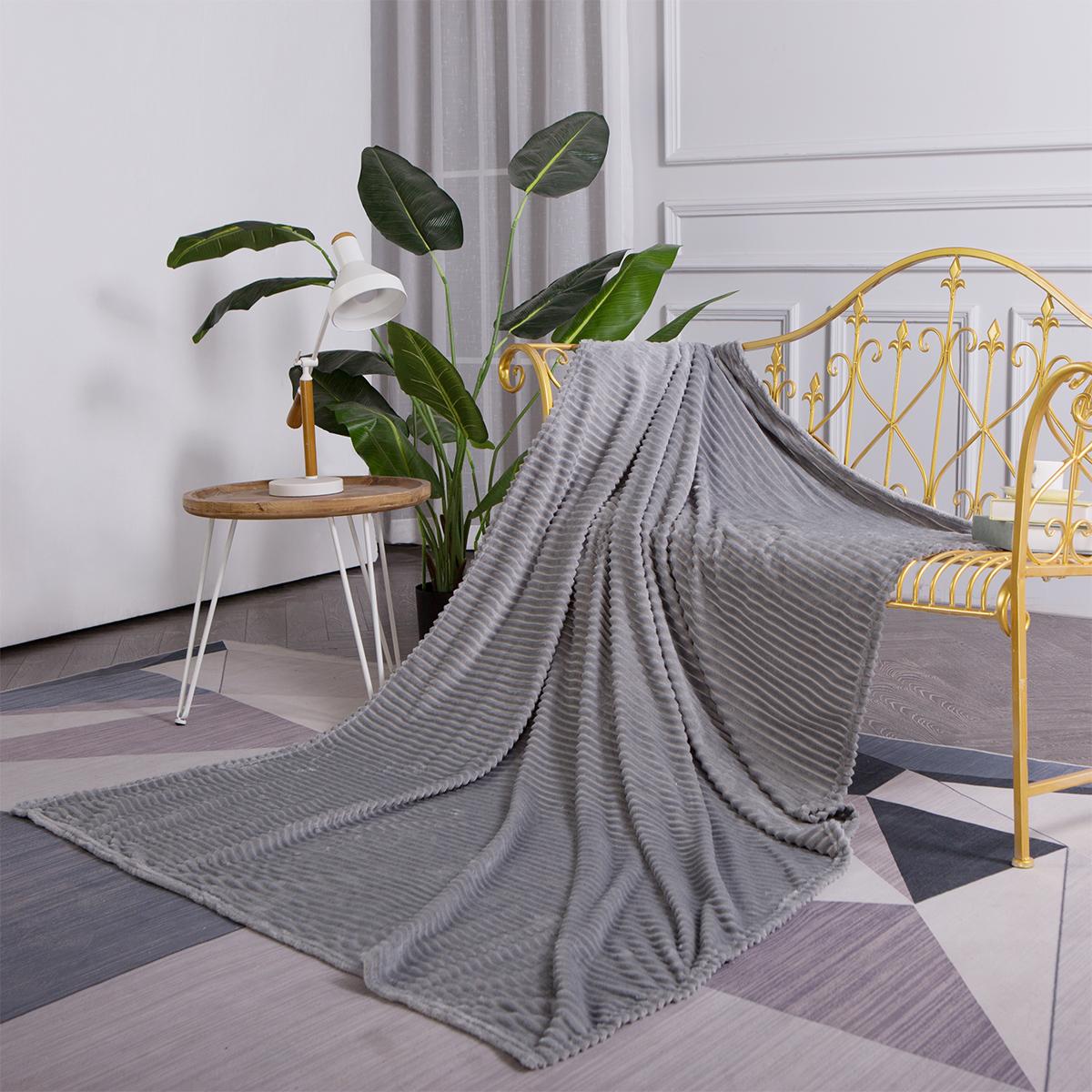 百丽丝家纺 时尚绒毯 150*200cm