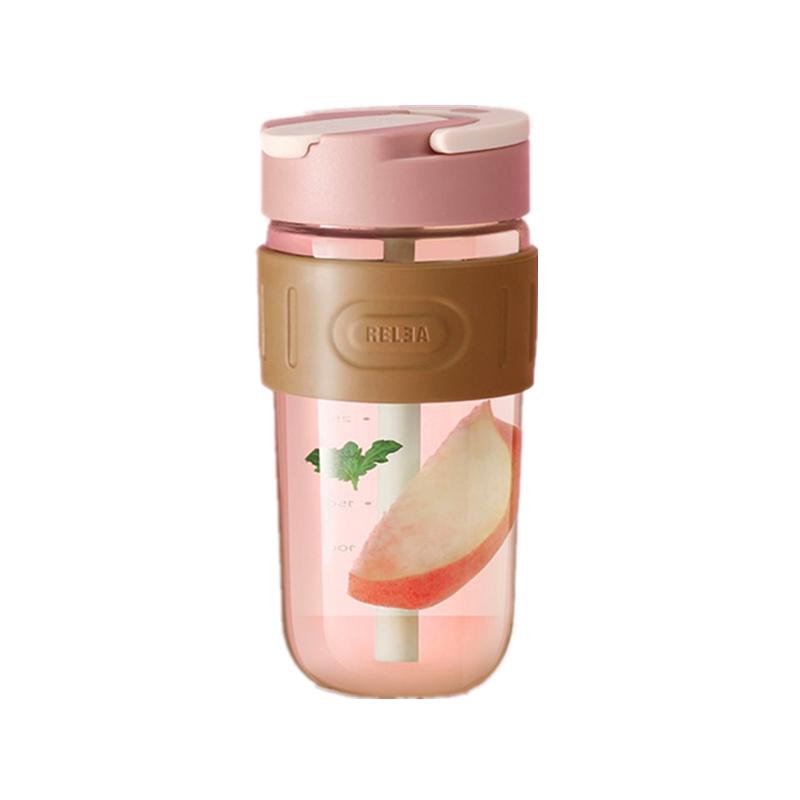 物生物 星语玻璃双饮咖啡杯  520ml JV012101