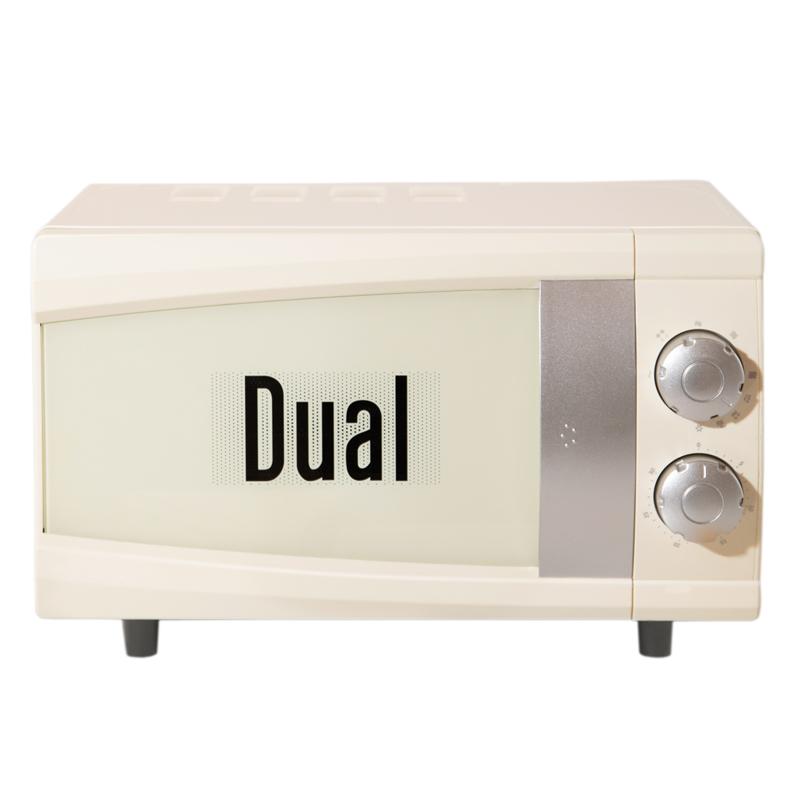 帝而Dual消毒微波炉DIK24