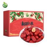 禾煜 新疆若羌红枣礼盒1250g 6956258154085